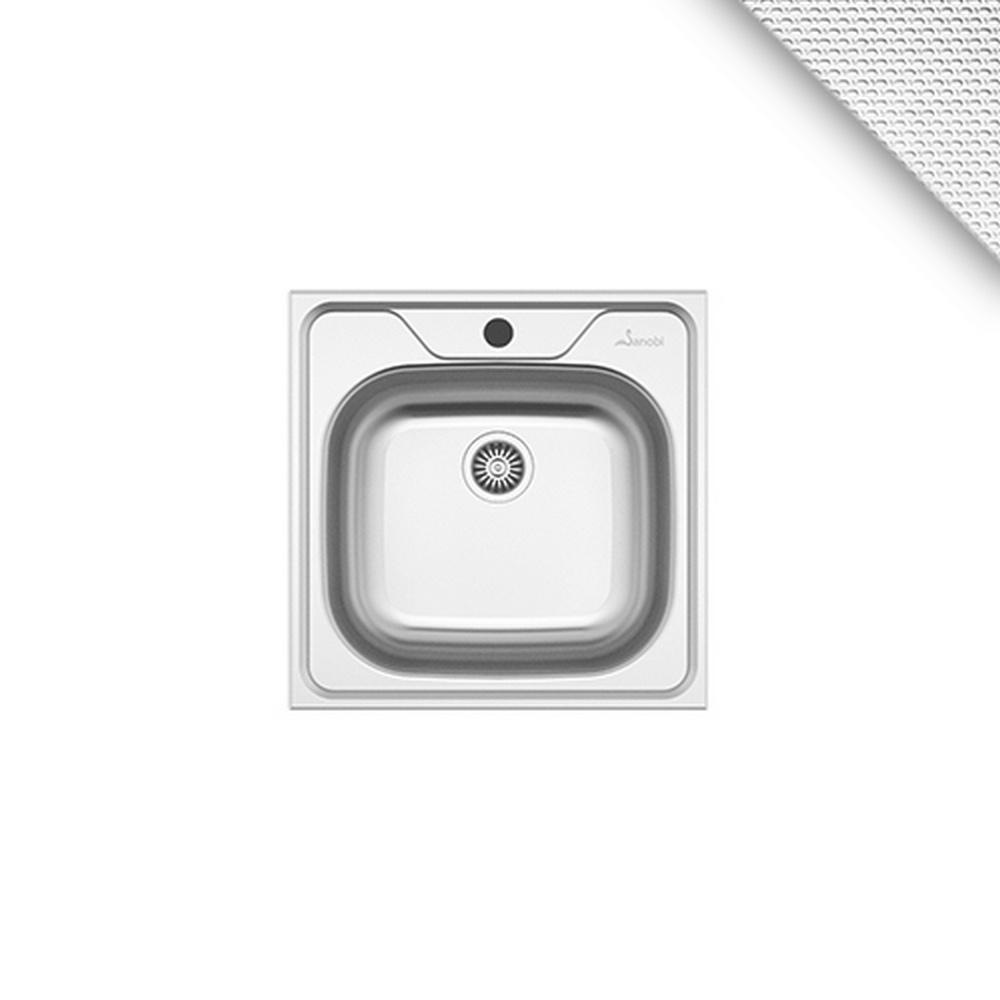 CHIUVETA INOX 2301.BPL-480 1C LN SANOBI (1/1)