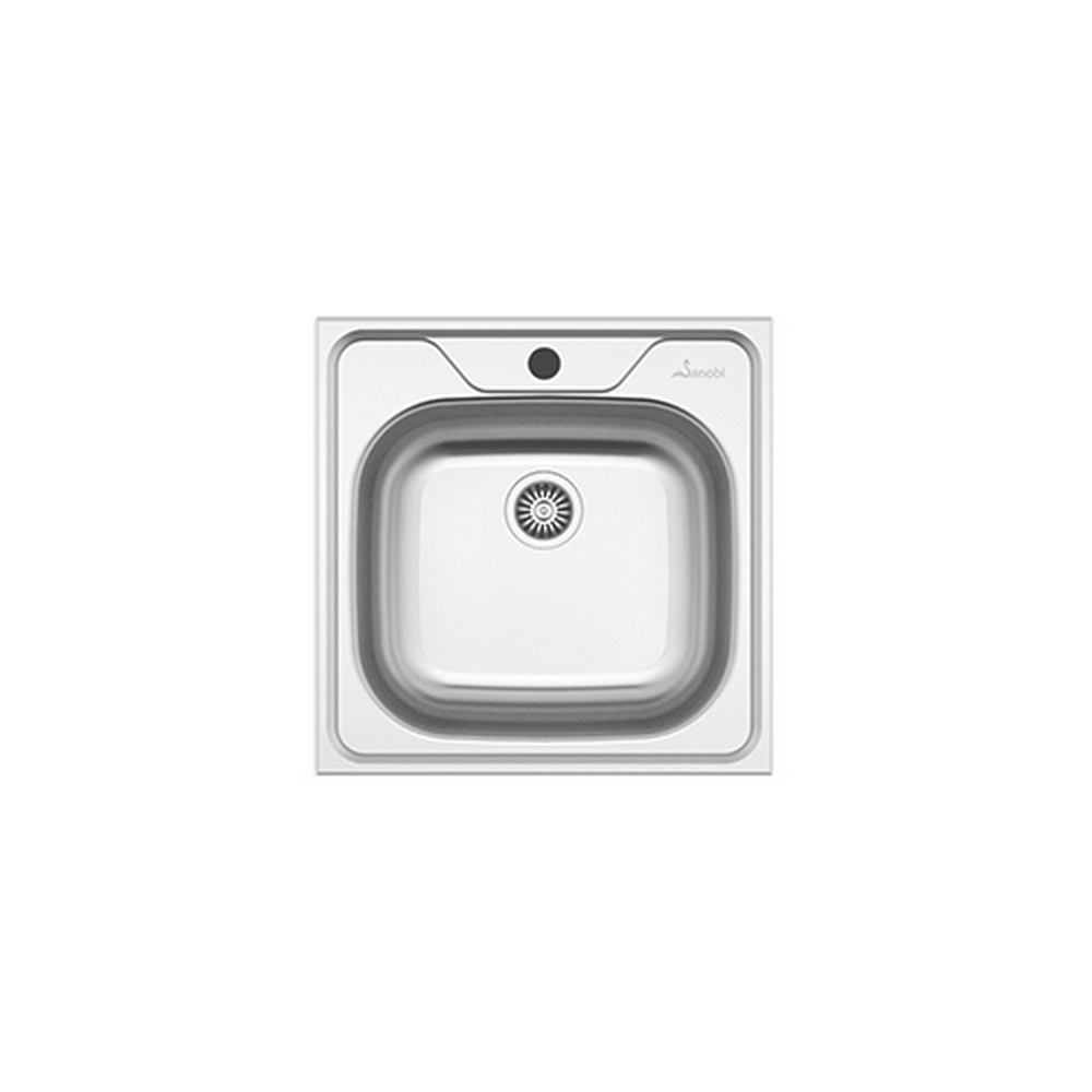 CHIUVETA INOX 2301.BPM-480 1C SANOBI (1/1)